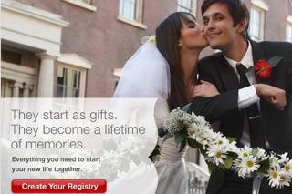 Wedding Wednesday: Registering at Target