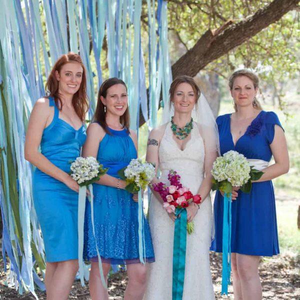 Wedding Wednesday: The Bridesmaids