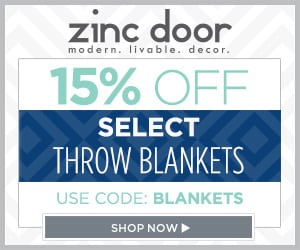 Zinc door Blanket Sale