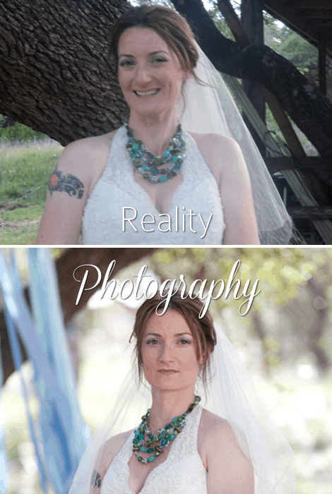 Reality Photography Bride