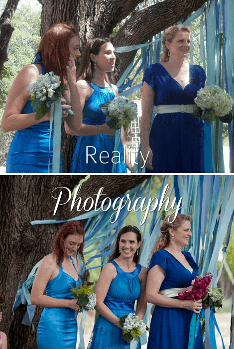 Reality Photography Bridesmaids