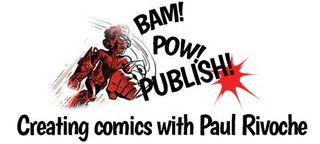 Blurb Comic