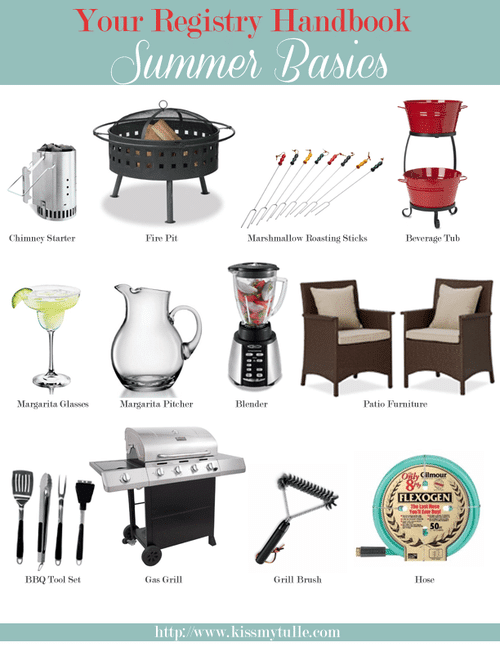 The Registry Handbook: Summer Basics