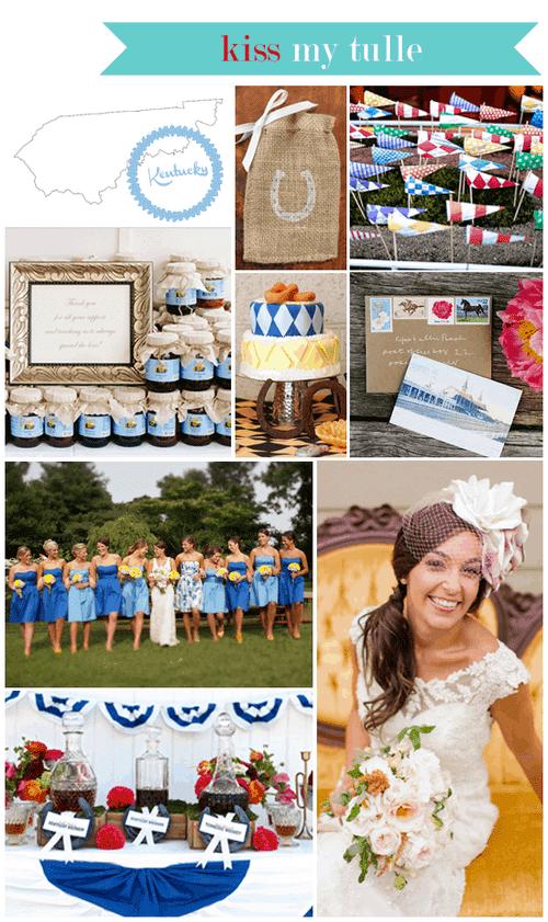 Kentucky State Wedding Inspiration
