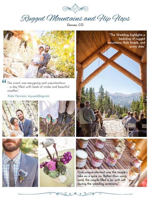 Outdoor and Backyard Wedding Ideas