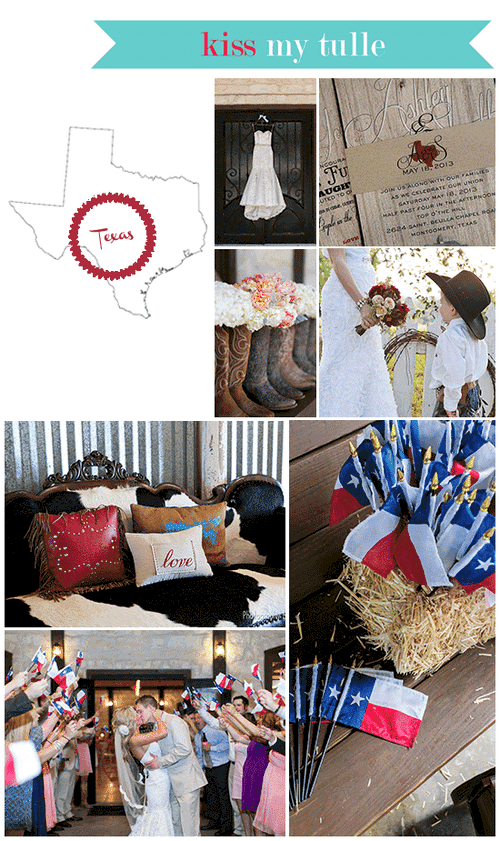 Texas State Wedding Inspiration