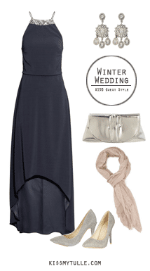 Winter Wedding: $150 Guest Style