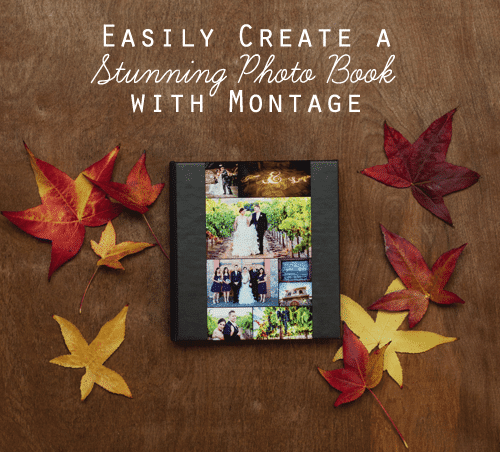Easily Create a Stunning Photo Book with Montage