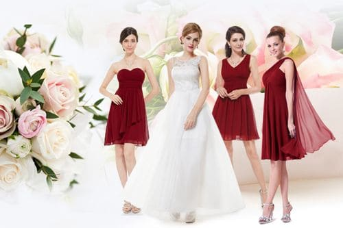 Affordable and Lovely Wedding Dress Options from Ever-Pretty