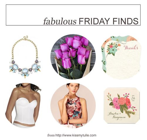 Fabulous Friday Finds
