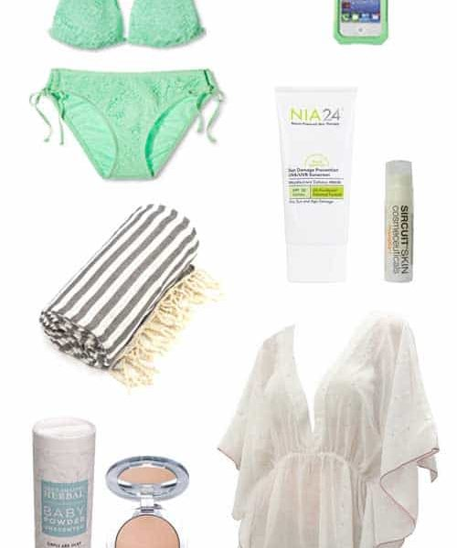 What to Pack in Your Honeymoon Beach Bag