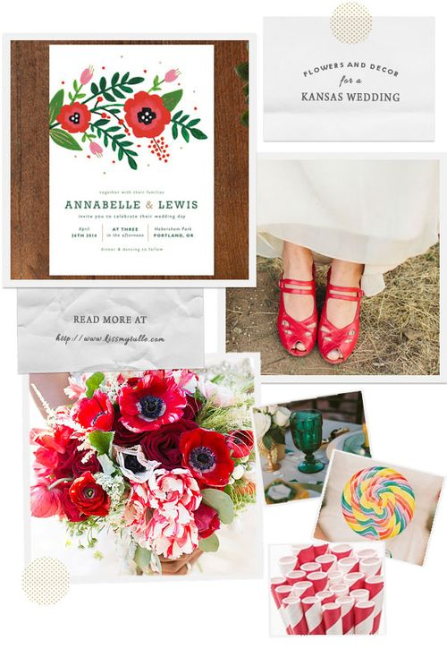 Check out these suggestions for flowers and decor for an Kansas wedding!