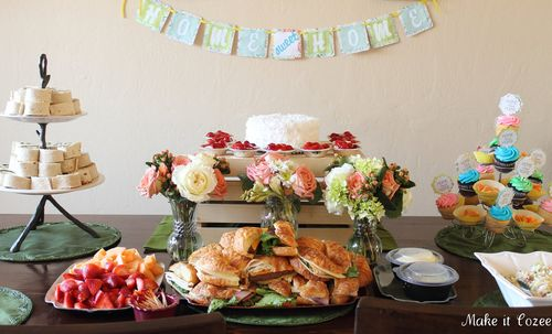 Find Your Wedding Buffet Food at Costco