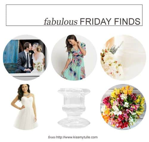 Fabulous Friday Finds || Kiss My Tulle