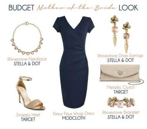 Budget Mother-of-the-Bride Look || Kiss My Tulle