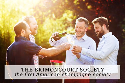 Partnered Post: The Launch of the First American Champagne Society – The Brimoncourt Society