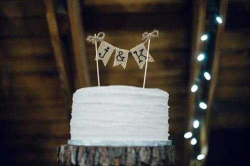 My 9 Favorite Wedding Cake Toppers from Etsy || The Craft and Cupboard