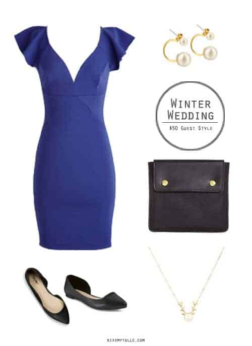 Fall Wedding Guest Style for Under $50    Kiss My Tulle