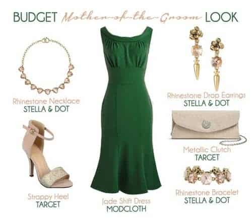 Budget Mother-of-the-Groom Look || Kiss My Tulle