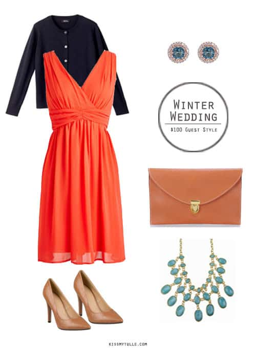 Fall Wedding Guest Style for Under $100    Kiss My Tulle