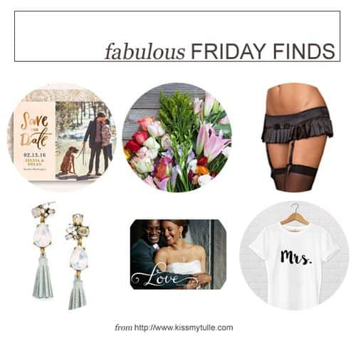 If you're a member of Tulle Nation then you TOTALLY love a good deal - so I've found some totally fabulous deals perfect for any budget!