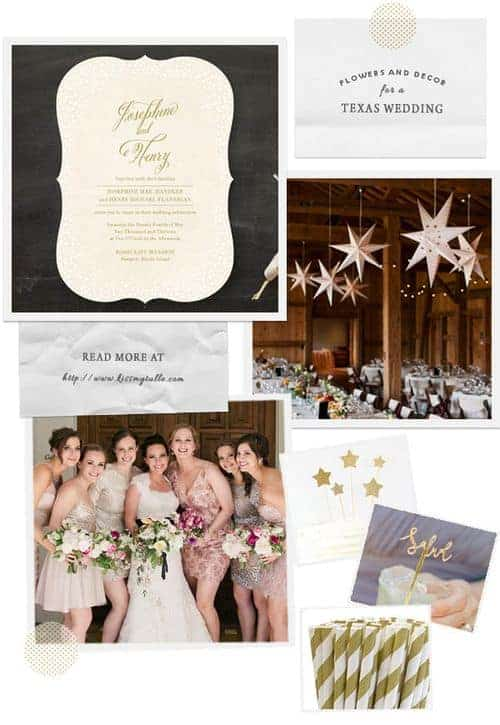 Flowers and Decor for a Texas Wedding    Kiss My Tulle