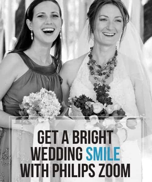 Get a Bright Wedding Smile with Philips Zoom
