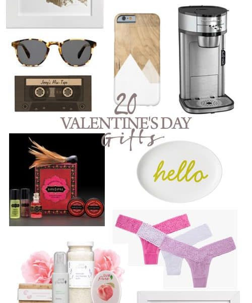 20 Valentine's Day Gifts for Him or Her