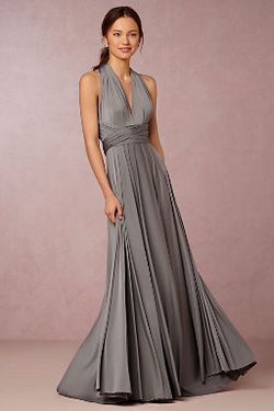 BHLDN Ginger Convertible Maxi Dress