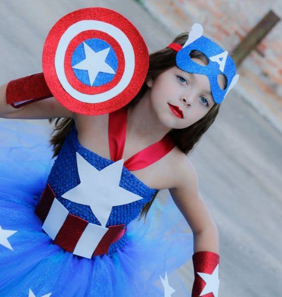 Awesome Superhero Stuff for Little Girls
