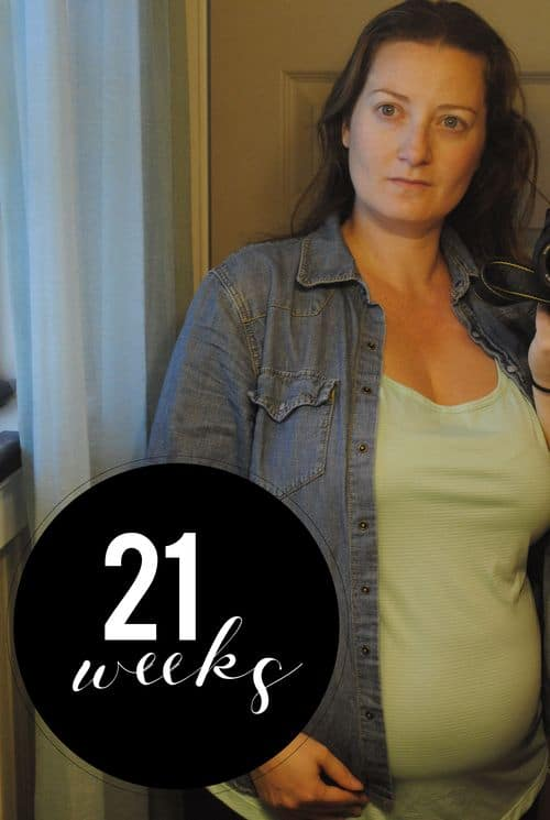 San Antonio lifestyle blogger, Cris Stone, shares a rundown of her 21st week of pregnancy. Find out more!