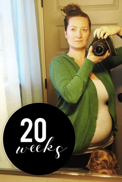 San Antonio lifestyle blogger, Cris Stone, shares a rundown of her 20th week of pregnancy. Find out more!