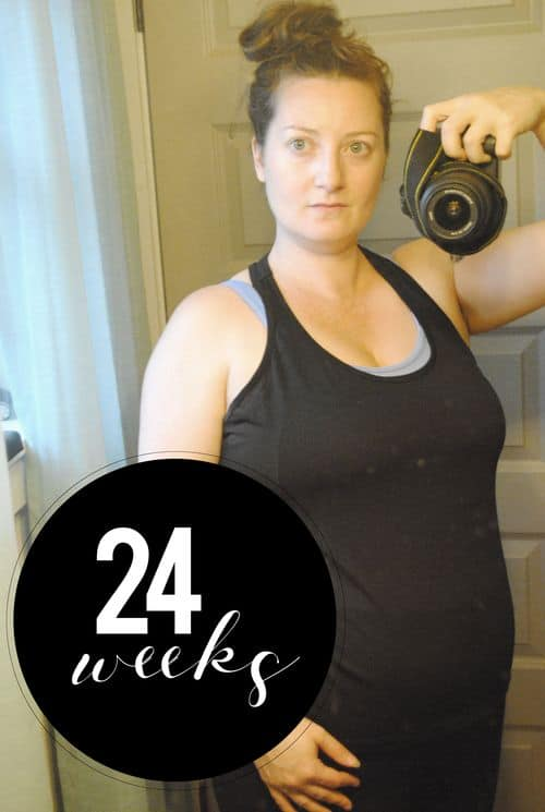 San Antonio lifestyle blogger, Cris Stone, shares a rundown of her 24th week of pregnancy. Find out more!
