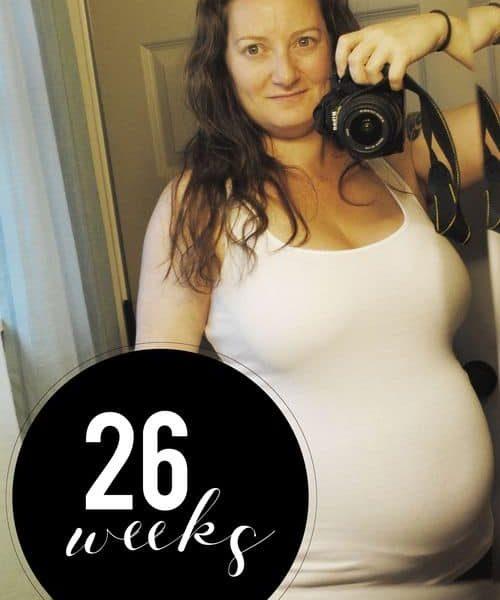 Me At 26 Weeks