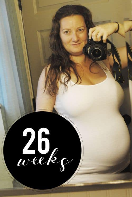 San Antonio lifestyle blogger, Cris Stone, shares a rundown of her 26th week of pregnancy. Find out more!