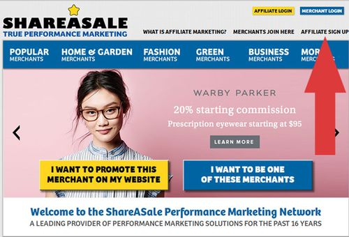 How To Make Money Blogging Using ShareASale #blogging #money #affiliate