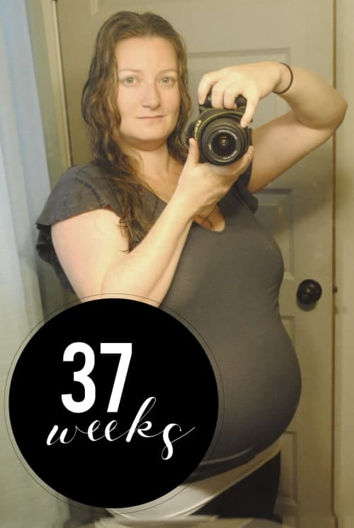 San Antonio lifestyle blogger, Cris Stone, shares a rundown of her 37th week of pregnancy. Find out more!