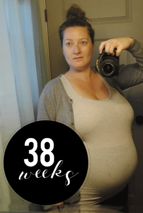 San Antonio lifestyle blogger, Cris Stone, shares a rundown of her 38th week of pregnancy. Find out more!