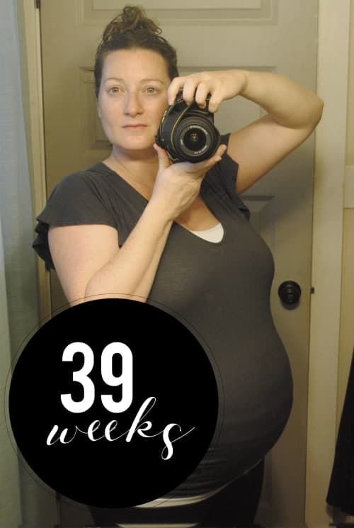 San Antonio lifestyle blogger, Cris Stone, shares a rundown of her 39th week of pregnancy. Find out more!