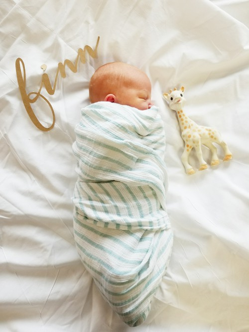 The Story Behind Our Baby Boy's Name