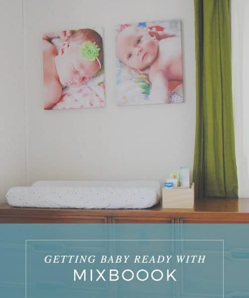 Getting Baby Ready With Mixbook