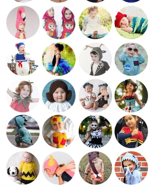 24 Completely Unique and Original Halloween Costumes For Kids