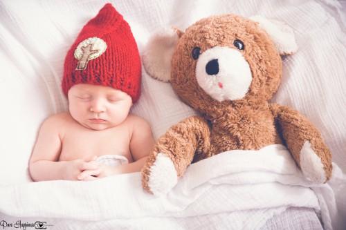 Finn's Newborn Photo Shoot #photography #newborn #baby