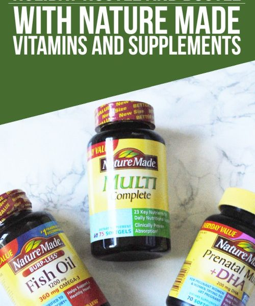 Maintaining Balance During The Holiday Hustle And Bustle With Nature Made Vitamins and Supplements