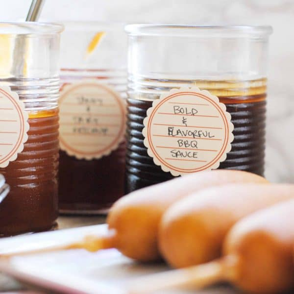 Bringing Home A Taste Of TexFest With HEB's State Fair® Corn Dogs And Three Fun Dipping Sauces