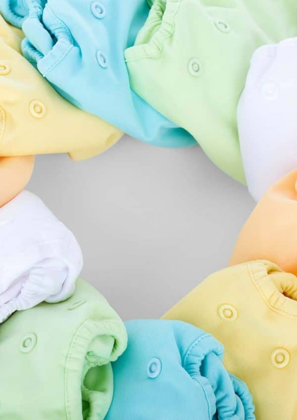 The Lazy Bitch's Guide to Cloth Diapering