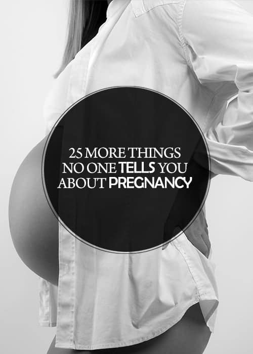 San Antonio lifestyle blogger, Kiss My Tulle, shares another 25 things NO ONE tells you about pregnancy!