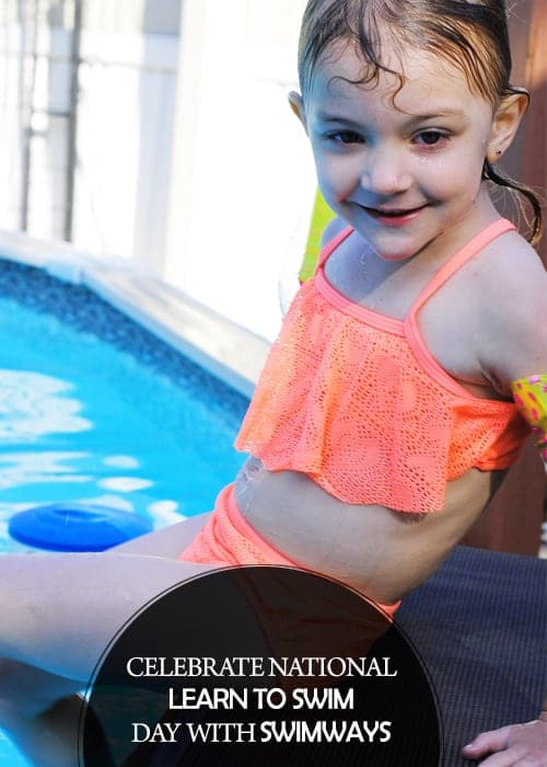 Celebrate National Learn to Swim Day with Swimways