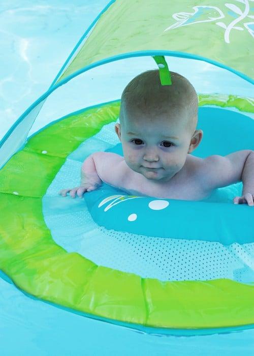Celebrate National Learn to Swim Day with Swimways #SwimWays #IC #ad