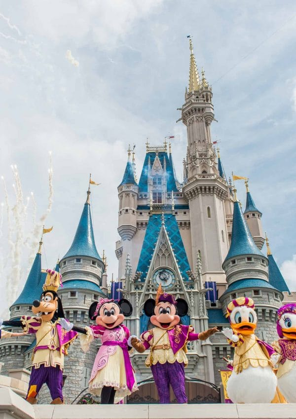 Essentials For You, Your Baby, and Your Preschooler For A Day At Walt Disney World